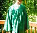Jerin Sunny (Thomas), class of 2010