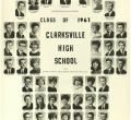 Clarksville High School Reunion Photos