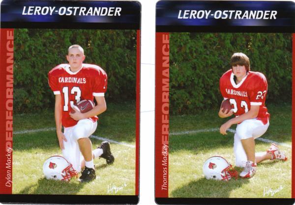 Leroy High School Classmates
