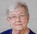 Marjorie Evenson, class of 1959