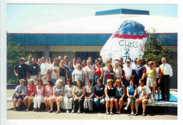 Churchill High School Classmates