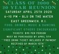Elizabeth Stedman class of '00