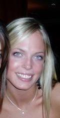 Becky Crews, class of 2001