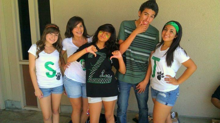 San Jacinto High School Classmates