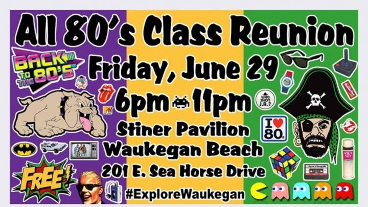 All 80's Class Reunion East & West