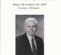 Robert Hagaman class of '51