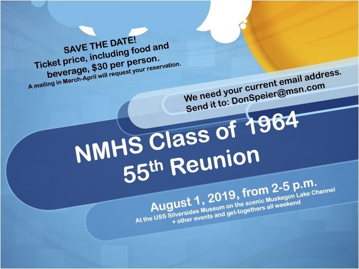 Class of 1964 55th Reunion