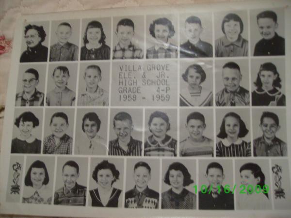 Villa Grove High School Classmates