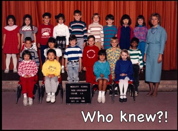 Glenbrook North High School Classmates