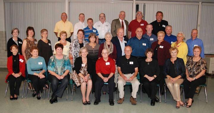 50th Class Reunion SCHS, Salem, IL