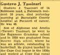 Gustavo J. Tassinari, 48