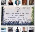 """Fayette """"faye"""" Frahm"""