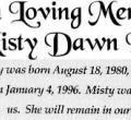 Misty Dawn Harper