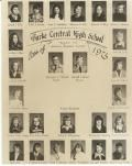 Burke Central High School Yearbook Photos